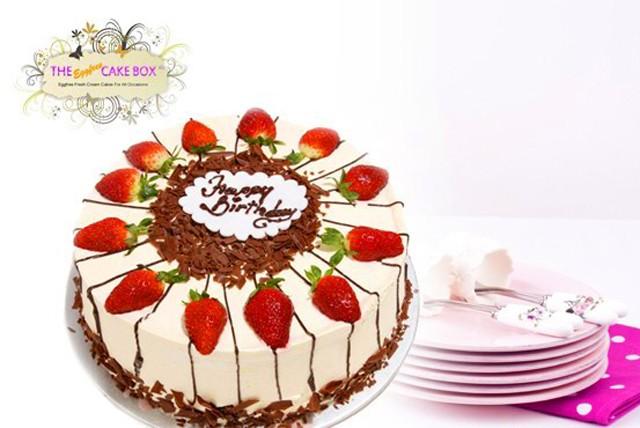 sc 1 st  Wowcher & Custom Cream Cake Aboutintivar.Com