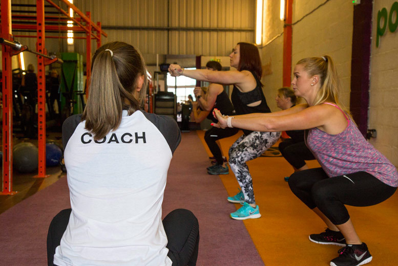 5 WomenOnly Gym Classes @ That Girl Training, Cardiff