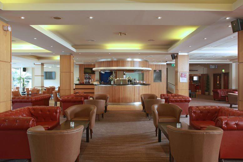 Ireland: Belfast City Centre Stay, Bottle of Wine & Breakfast for 2