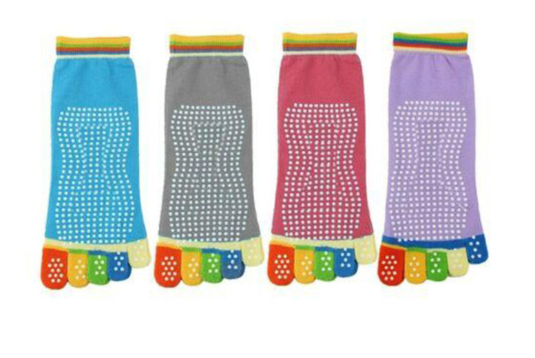 AntiSlip Yoga Socks  3 Colours!