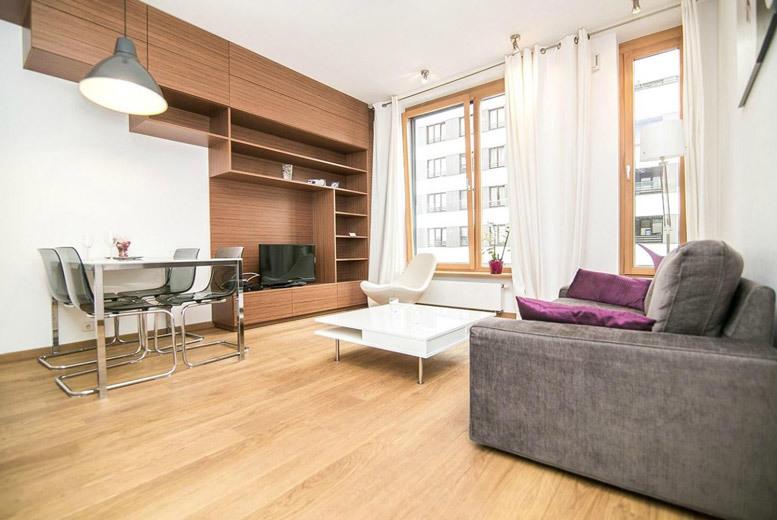 European City Breaks: 2-4nt 4* Warsaw, Poland Apartment Break & Flights