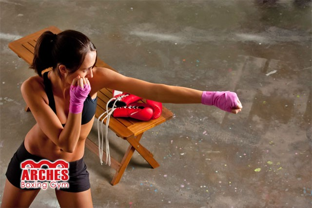£14 for five boxing classes or £24 for 10 classes with Arches Boxing Gym, Bethnal Green – get fighting fit and save up to 72%
