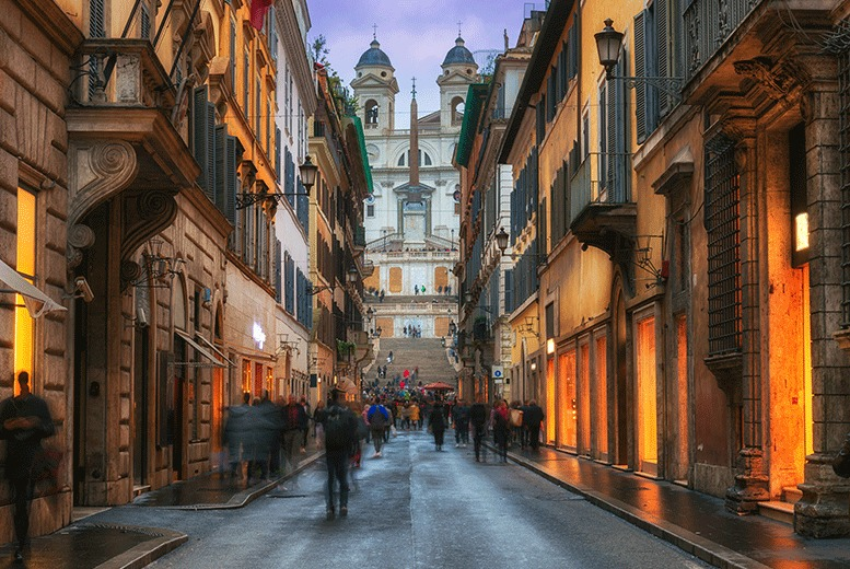 European City Breaks: 2-4nt 4* Rome City Break, Airports Transfers & Flights