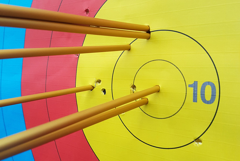 Activities: 90min Target Archery Experience for 1, 2 or 4 @ Battle Archery