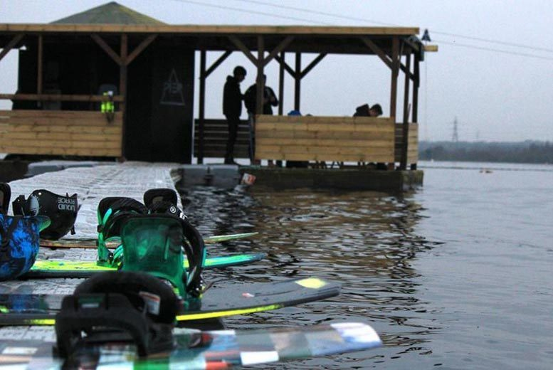 Activities: Beginner's Wakeboarding Lesson @ Pier 52°, Chasewater Country Park