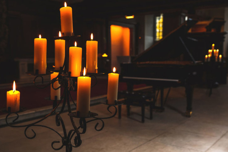 Entertainment: Vivaldi Four Seasons by Candlelight @ St James' Church, Piccadilly