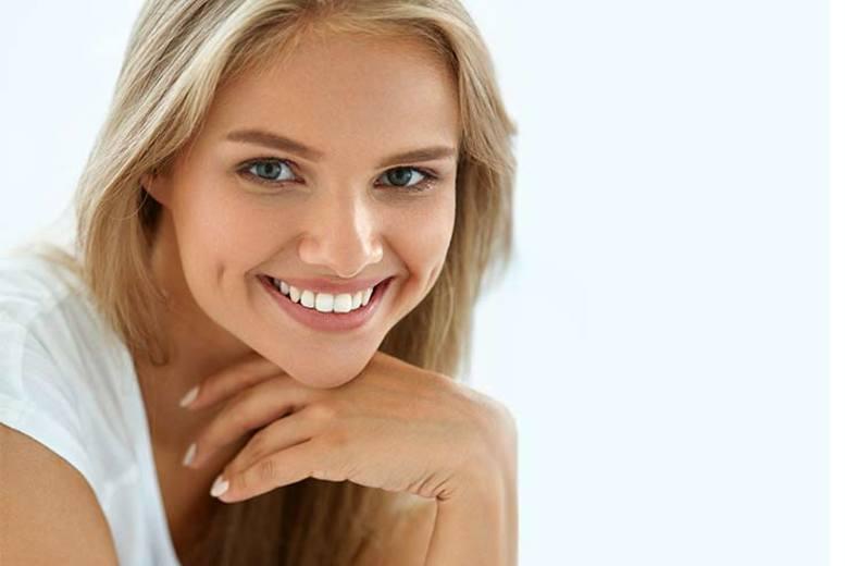 Titanium Dental Implant & Crown