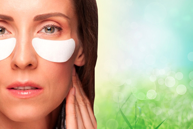 £8 instead of £82 (from SalonBoxed) for 20 collagen eye patches - save 90%