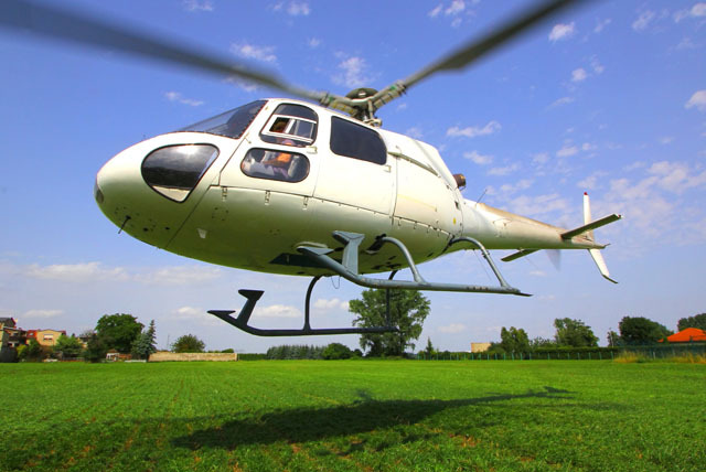 £149 instead of up to £299 for a 15-min helicopter flight for 2, £299 inc. 1nt stay at Nutfield Priory with Blue Tiger Helicopters - save up to 50%