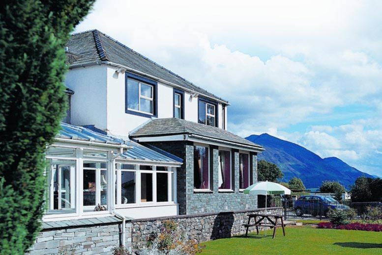 Spas & Country House: 4* Romantic Lake District Retreat, Breakfast & Dinner for 2