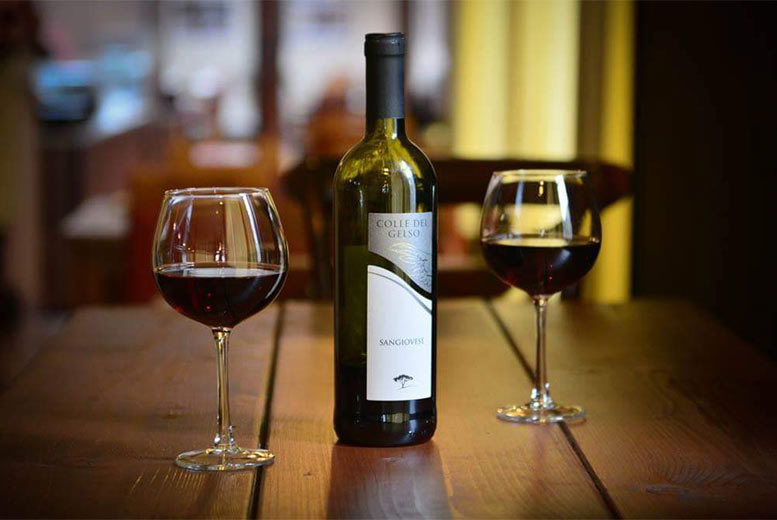 Restaurants & Bars: Sharing Board for 2 & Bottle of Wine @ La Riva, Leith