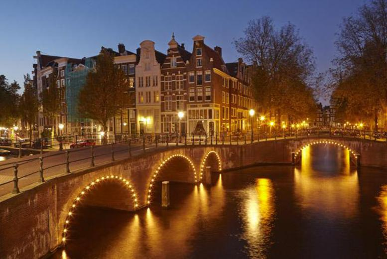 From £99pp instead of up to £173.12pp (from iFly) for a 2nt 4* Amsterdam break inc. fligh