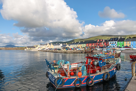 £99 (at The Moorings Portmagee) for a two-night Kerry stay for two people including a wine and full Irish breakfast - save up to 40%