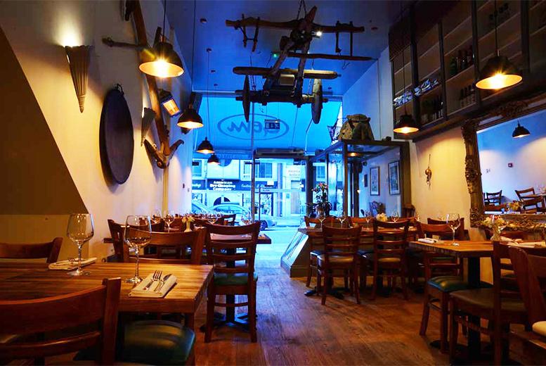Restaurants & Bars: 10-Course Meze & Wine Or Cocktail Each For 2 @ Gem, Islington