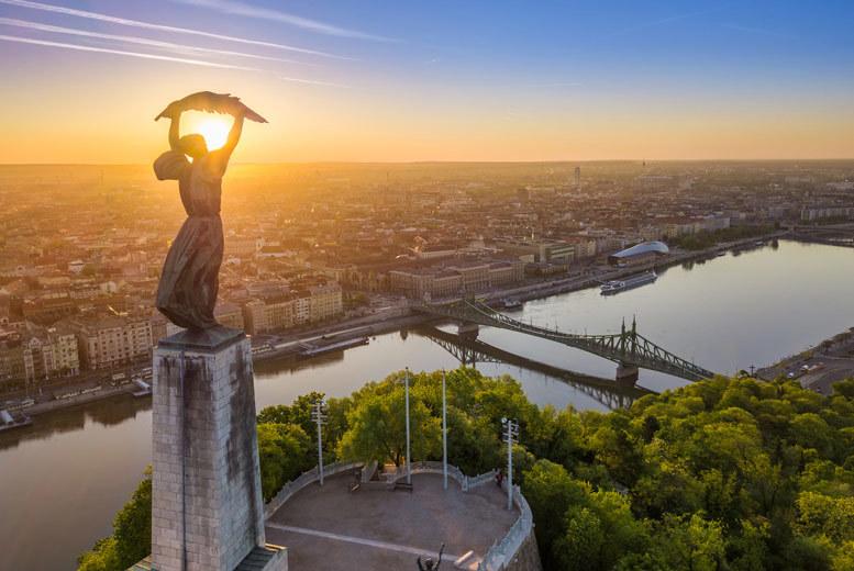 4-6nt Krakow & Budapest, Transfer & Flights – Auschwitz Tour Option!