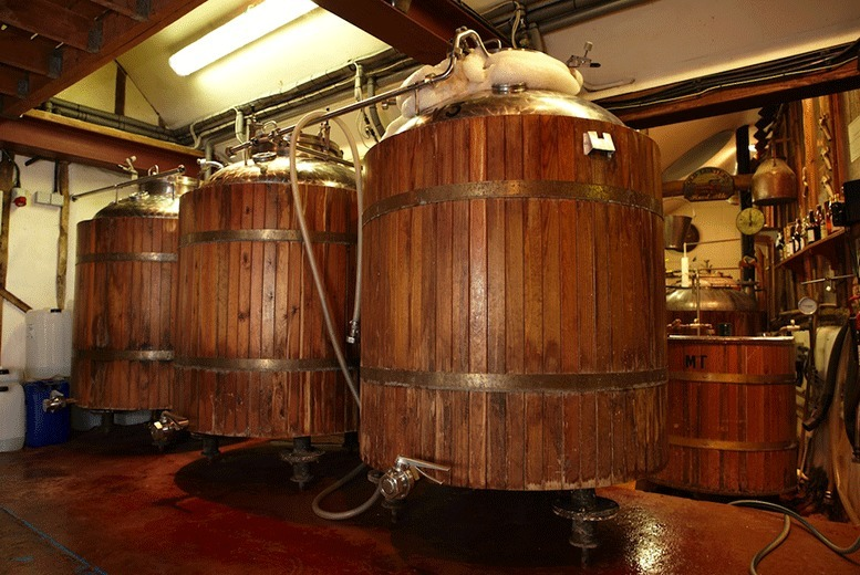 Food and Drink: 2hr Tour & Tasting For 2 @ Chiltern Valley Winery & Brewery, Henley-on-Thames