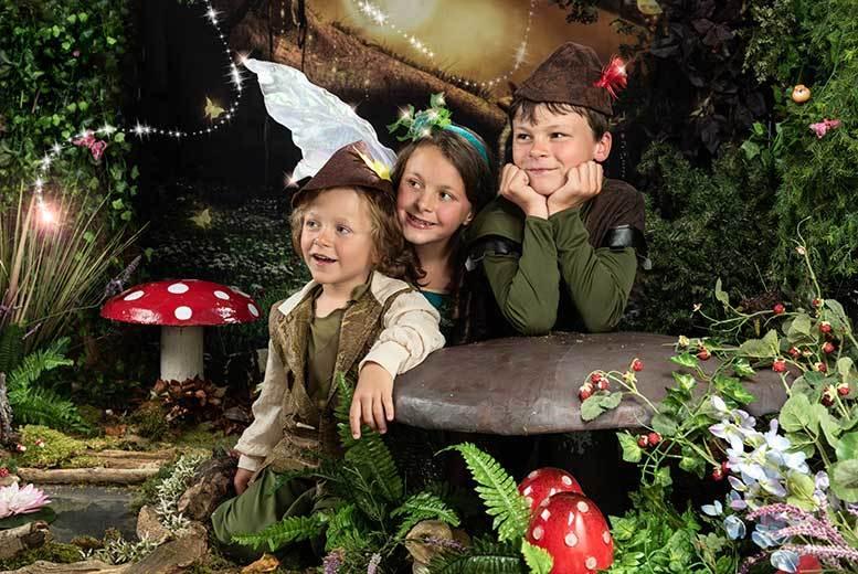 Activities: 1hr Fairy or Elf Photoshoot & Print @ Nicola Bald Photography