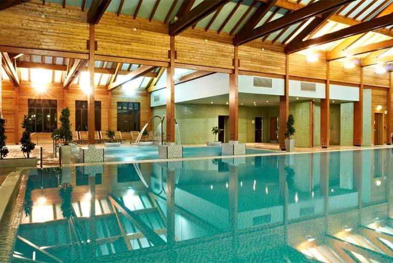 Bannatyne Spa Day for 2, 4 Treatments, Cream Tea & £5 Voucher – 34 Locations!