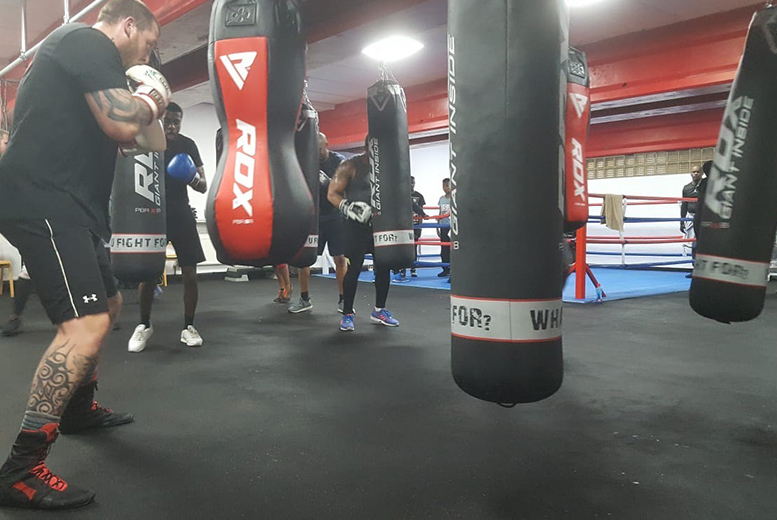 Activities: 6 Boxing Fitness Classes @ Croydon Boxing Gym