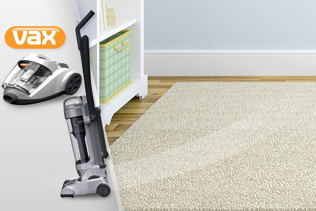 £29.99 instead of £59.48 (from Ambevo) for a refurbished VAX C88 cylinder or VAX U88 upright vacuum cleaner - save 50%