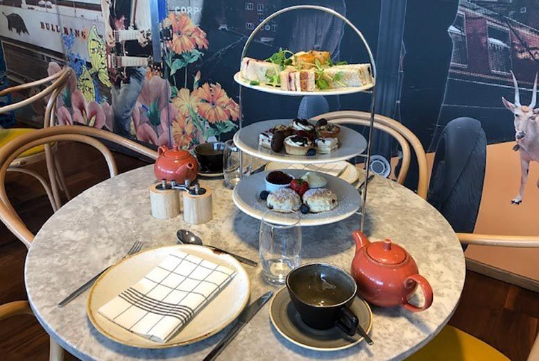 Restaurants & Bars: Afternoon Tea For 2 @ 4* Radisson Blu, Birmingham