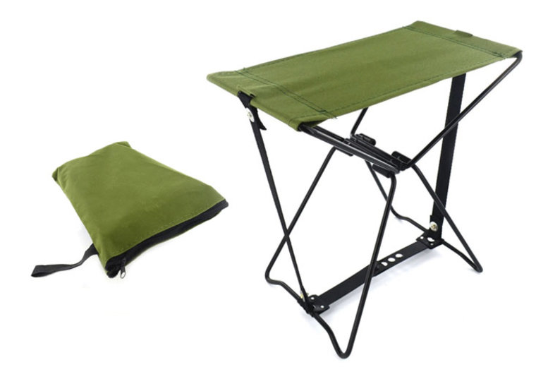 Folding Camping Chair & Carry Bag