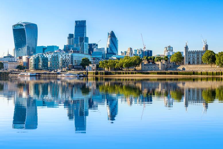 UK City Breaks: 1-2nt 4* London Stay, Breakfast & ThamesJet Speed Boat Experience
