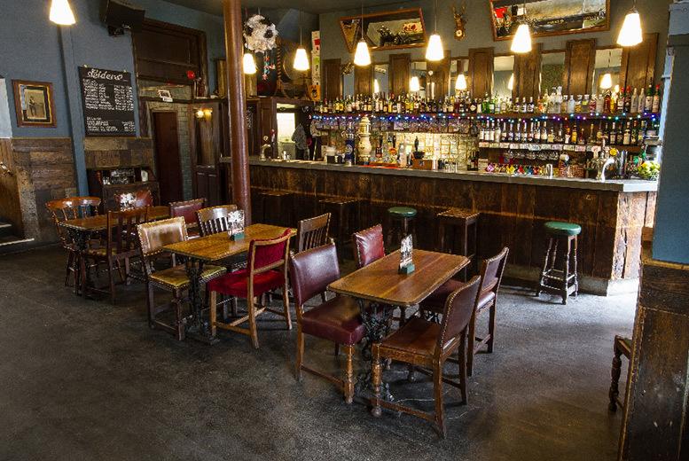 Restaurants & Bars: Smoke & Glaze Burger, Fries & Side for 2 - 2 Bristol Locations!