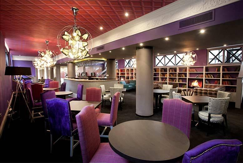 Restaurants & Bars: Afternoon Tea @ 4* St James Hotel, Nottingham – Prosecco Option!