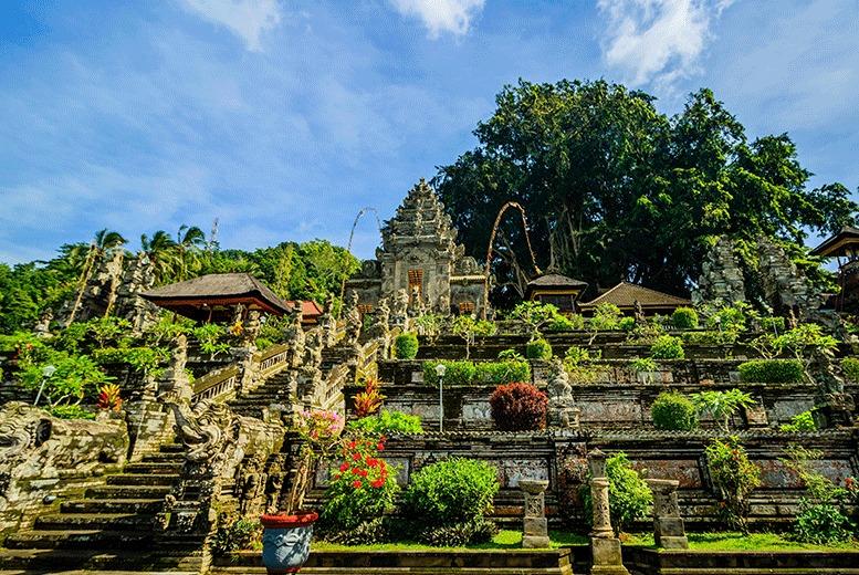 Long Haul & Cruises: 7-10nt 4* Bali & Ubud Break, Daily Breakfast, Transfers & Flights