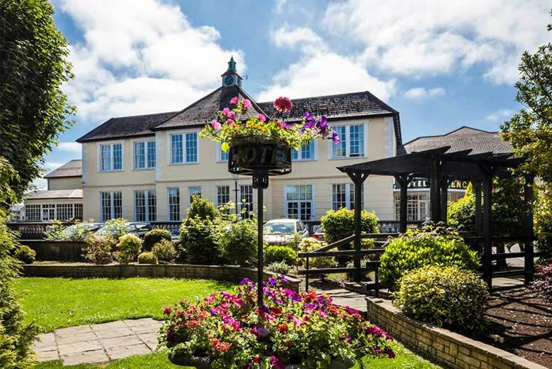 Ireland: Monaghan Getaway for 2, Breakfast, Dining Credit & Leisure Access