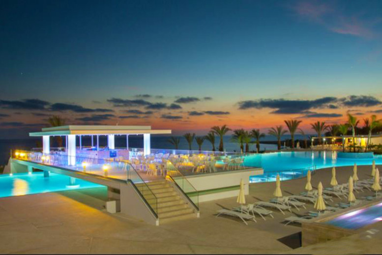 Beach Holidays: 5* All-Inclusive Cyprus Holiday & Flights - Superior Room!