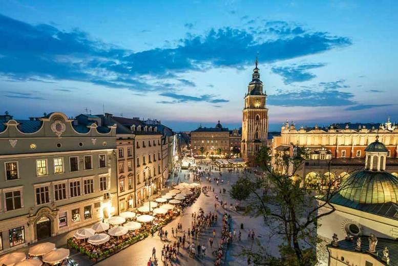 European City Breaks: 2-3nt Krakow Apartment Break & Flights - Auschwitz Tour Option!