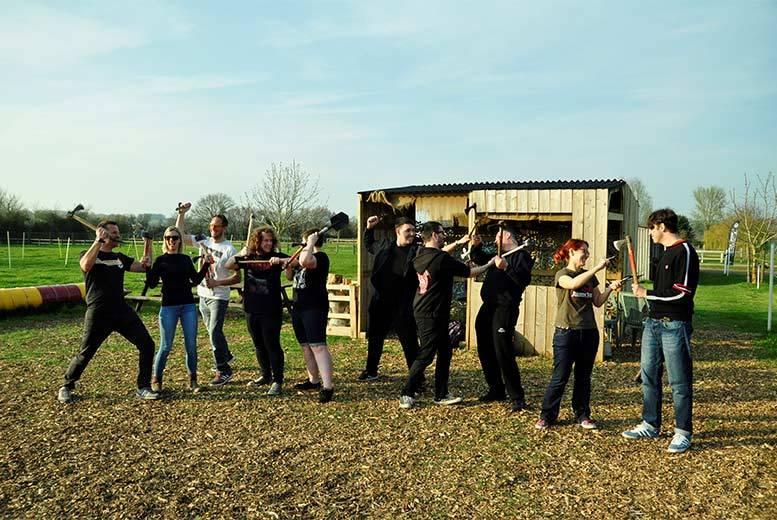 Activities: 90min Axe Throwing Experience, Bristol