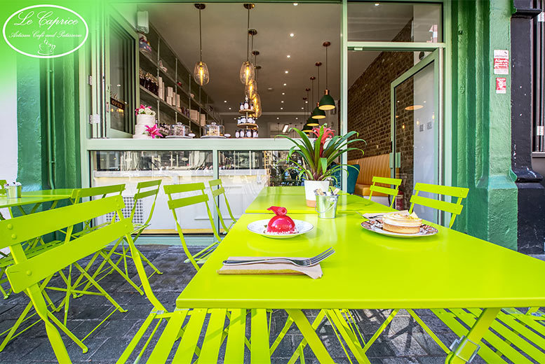 Restaurants & Bars: Artisan Afternoon Tea For 2 @ Le Caprice Artisan