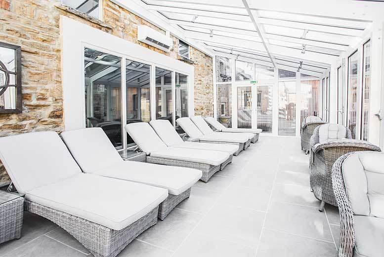 UK City Breaks: Manor House Hotel Spa Stay, Leisure Access & Breakfast For 2