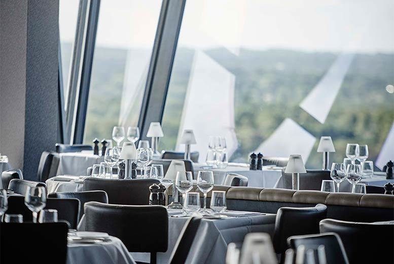 Restaurants & Bars: 3-Course Dining & Wine for 2 or 4 @ Marco Pierre White, The Cube