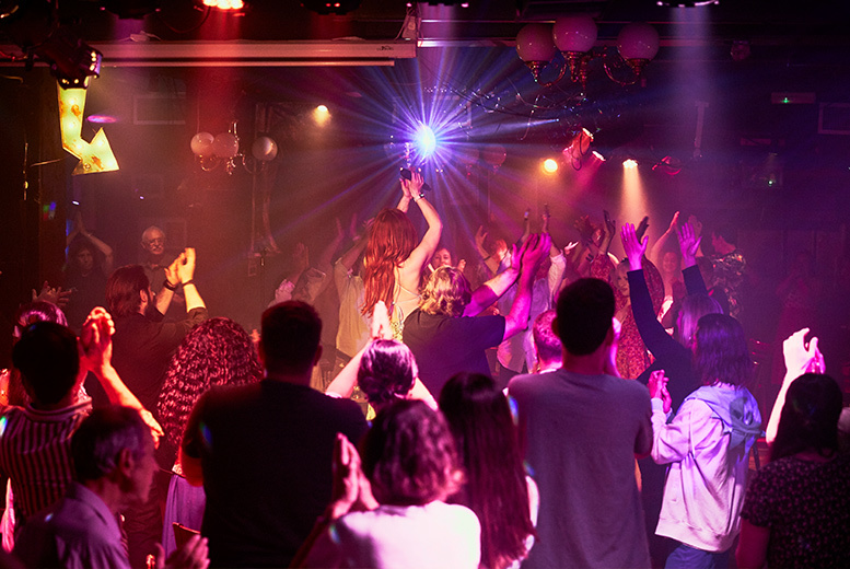 Restaurants & Bars: A Night in Soho Cabaret Entry & Prosecco