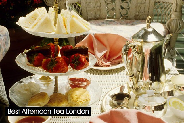 £26 instead of £64 for afternoon tea for 2 inc. glass of champagne, sandwiches, scones & pastries at The Knightsbridge Green Hotel - save 59%