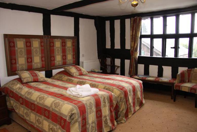 £89 (from UK Mini Break) for a 1nt break for 2 inc. b'fast & dinner, £169 for 2nts, £249 for 3nts at Radnorshire Arms Hotel - save up to 39%