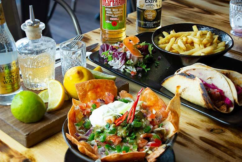Restaurants & Bars: Tapas & Cocktails For 2 @ Lilly's Bar, Solihull
