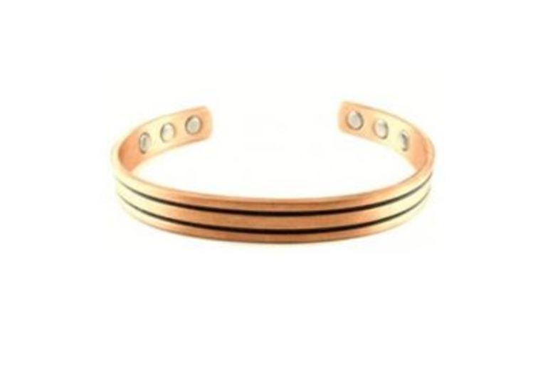 Adjustable Copper Magnetic Bracelets  7 Designs!