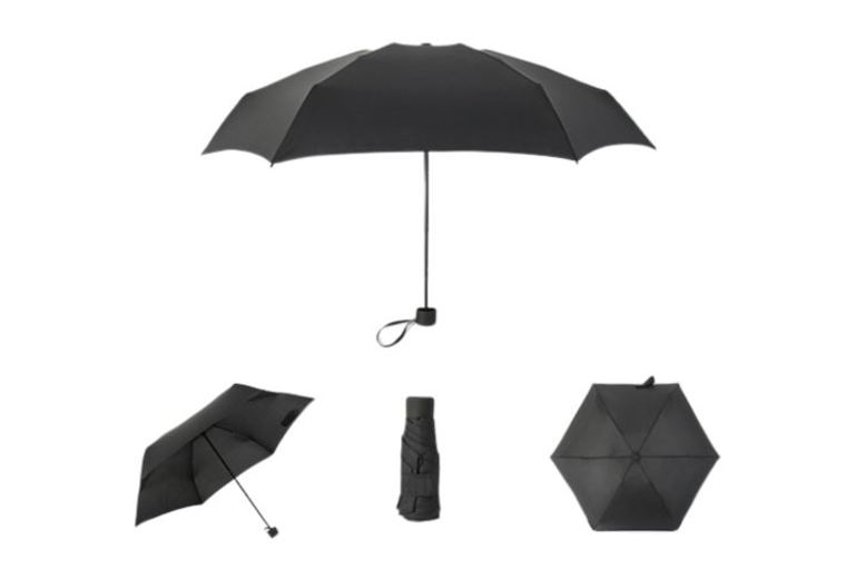 Compact Pocket Umbrella with UV Protection - 6 Colours!