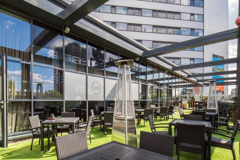 UK City Breaks: 1-2nt Birmingham Stay & 3-Course Dining Option for 2 @ 4* Park Regis