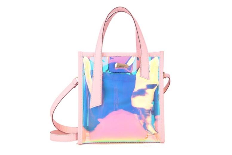 Jelly Tote Handbag