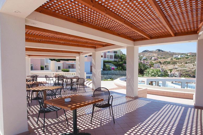 Beach Holidays: 7nt 5* All-Inclusive Crete Beach Getaway & Flights