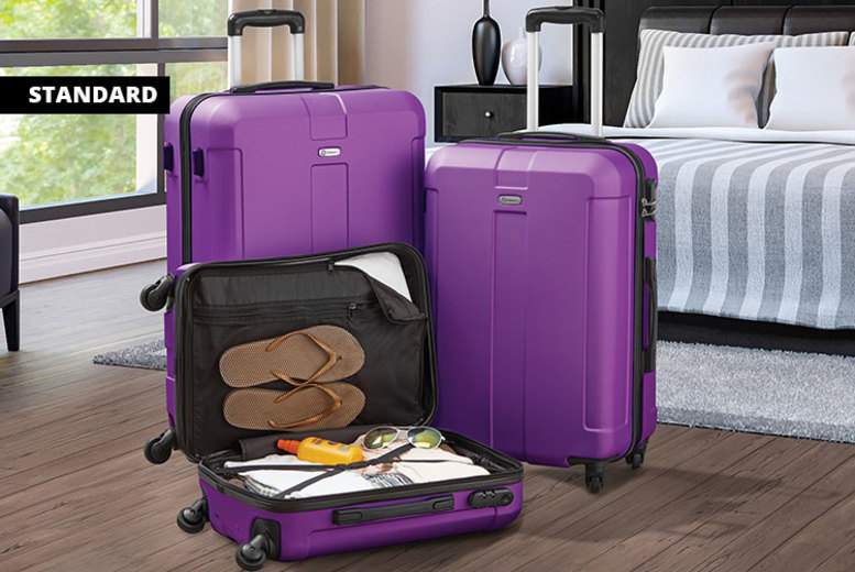 Set of 3 Luggage Suitcases  5 Designs!