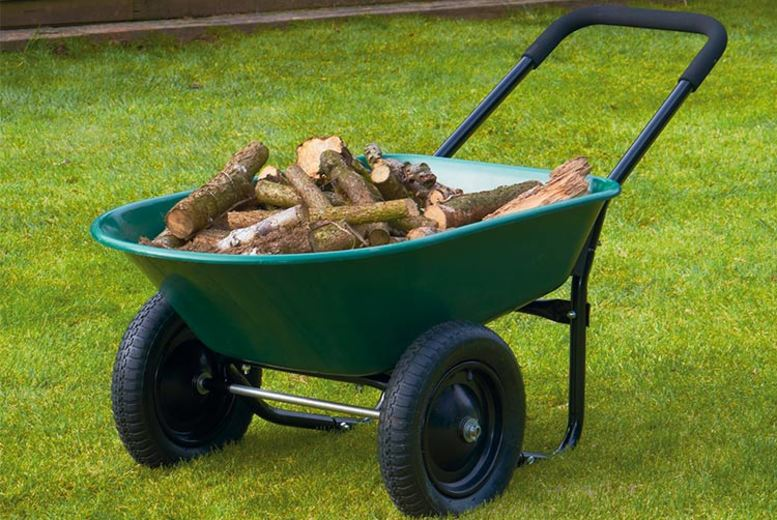 Garden Gear 2Wheel Wheelbarrow