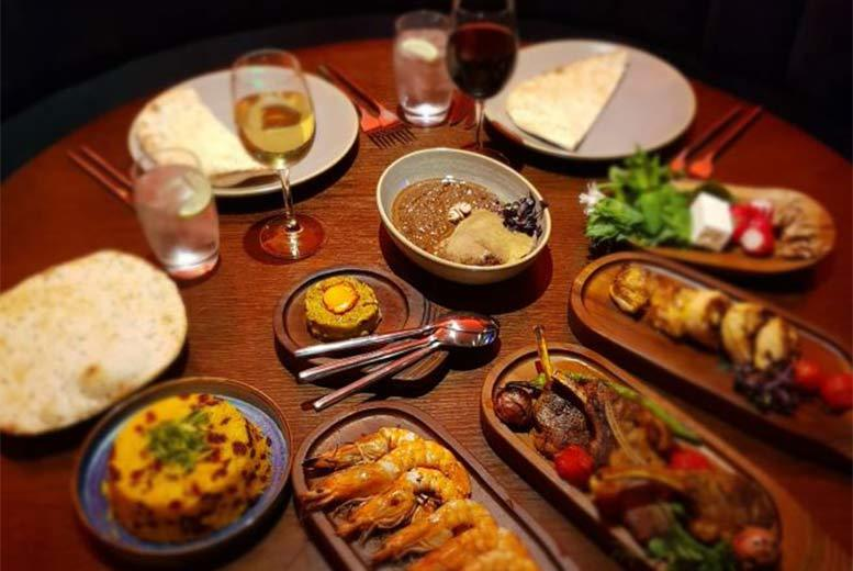 Restaurants & Bars: 2-Course Persian Dining With Wine For 2, Chiswick