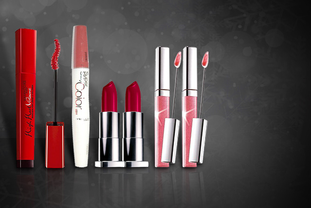 £8.99 instead of £35.75 (from JustShe.co.uk) for a 5pc Maybelline makeup set inc. 2 lipsticks & 3 lipglosses, £11.99 for a 6pc set  - save 75%
